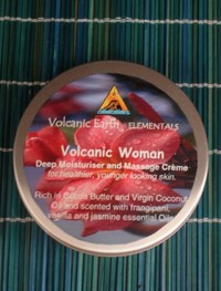 Volcanic Woman Moisturizer