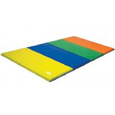 4ft x 8ft Rainbow Tumbling mat