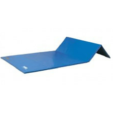 5ft x 10ft Royal Blue Tumbling Mat