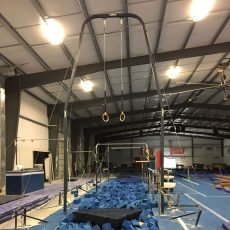 2017 Demo Ring Tower