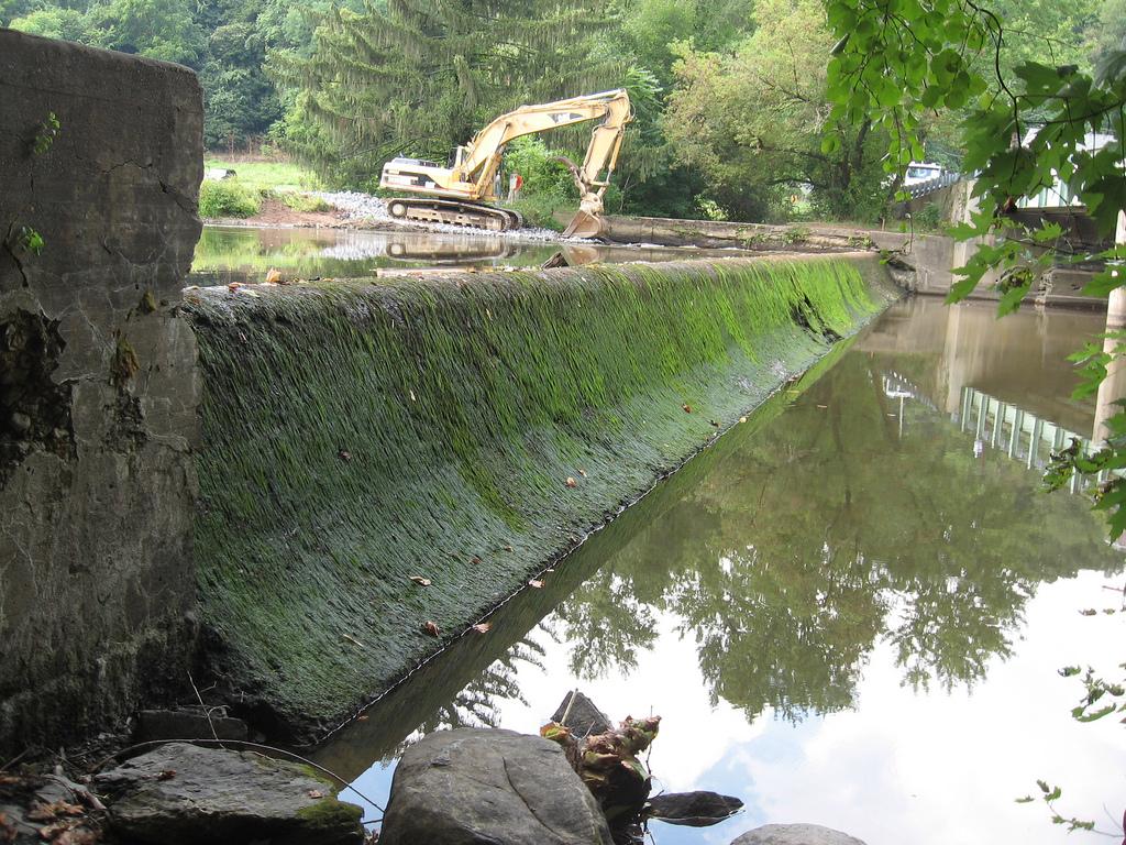 How Dams Damage Rivers American Rivers