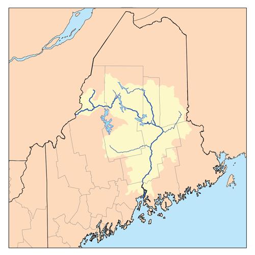 Penobscot River American Rivers