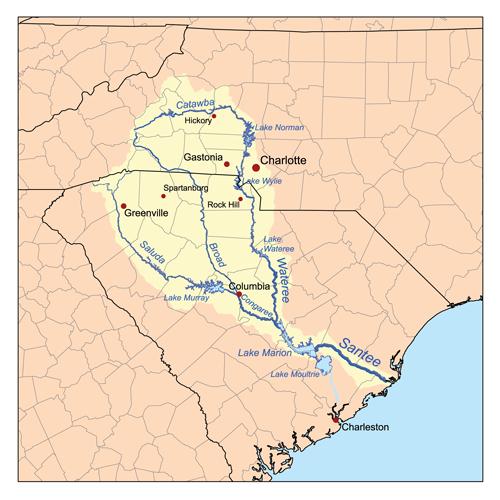 Congaree River American Rivers
