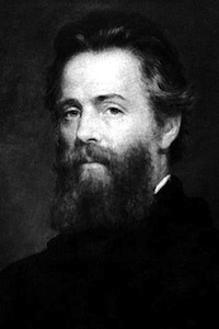Herman Melville -- American novelist and short story writer