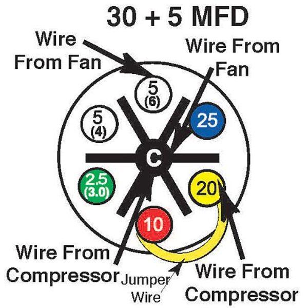 30 + 5 MFD | Turbo 200 installation instructions | Amrad Engineering, Inc. | Turbo 200 Capacitor Wiring Diagram |  | Turbo 200 Install