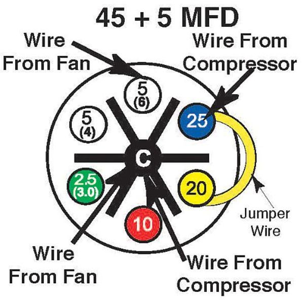45 5 Mfd Turbo 200 Installation Instructions Amrad Engineering. Wiring. 5 45 Capacitor Wire Diagram At Scoala.co