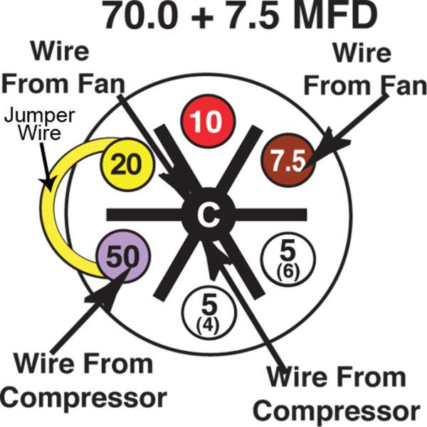 70 + 7.5 MFD | Turbo 200X installation instructions | Amrad Engineering,  Inc. | Turbo 200 Capacitor Wiring Diagram |  | Turbo 200X Install