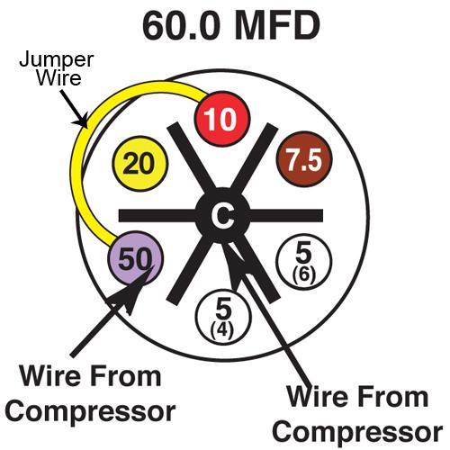 60 0 Mfd