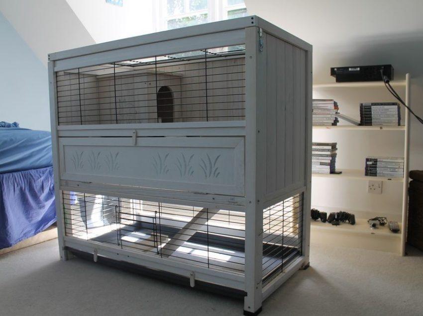 4 Cutest Ideas To Make Decorative Rabbit Cage