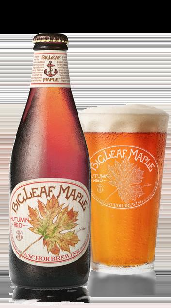 Bigleaf Maple Autumn Red™ Bottleshot