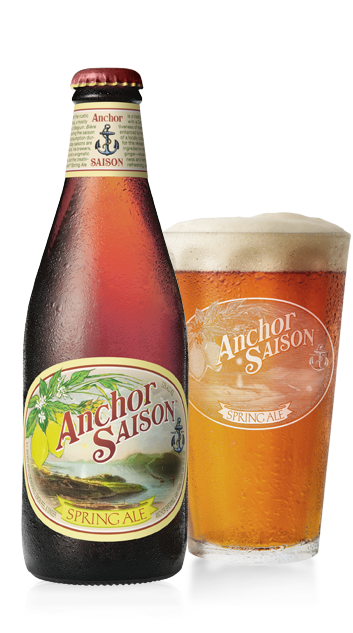 Anchor Saison™ Bottleshot