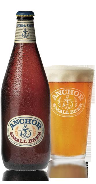 Anchor Small® Beer Bottleshot