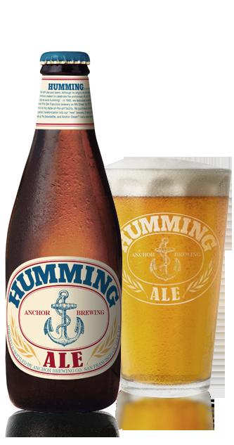 Humming® Ale Bottleshot