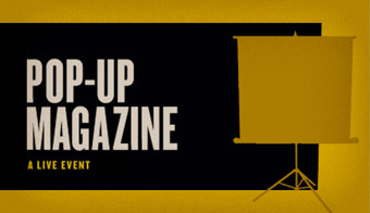 Pop-Up Magazine: Issue No. 6
