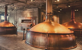 Visit our Brewery. Reserve a Tour!
