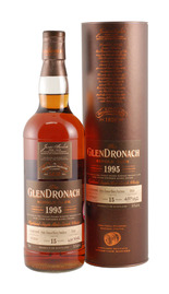 Glendronach 1995 px single cask