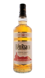 The benriach single malt scotch whiskey 12.resized