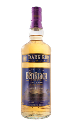 The benriach dark rum 15.resized