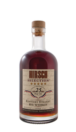 Hirsch selection rye whiskey 25yr.resized