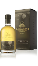 Glenglassaugh evolution bottle infront