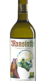 Mansinthe bottle shot