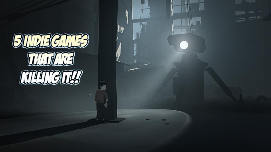 5 indie games - AnimeBusters