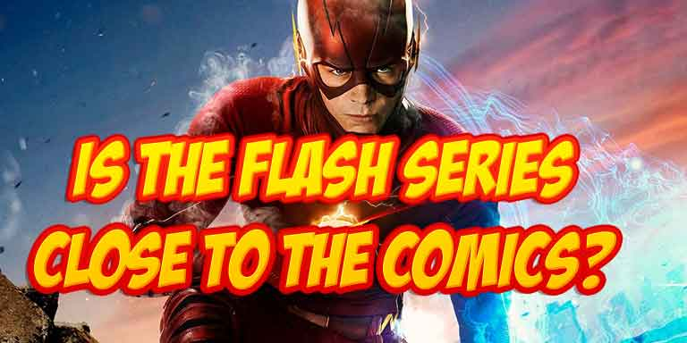 The Flash CW Series - Animebusters.org