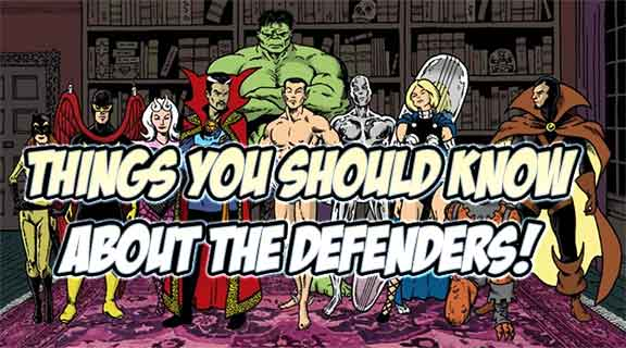 The Defenders - AnimeBusters.org
