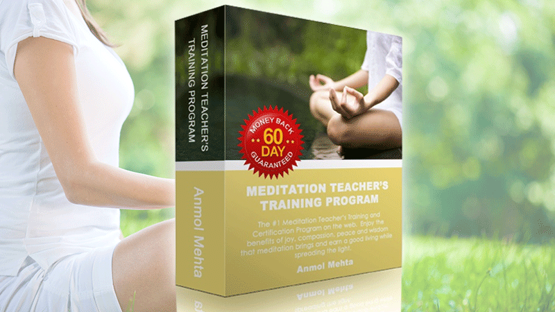Meditation Teachers Training