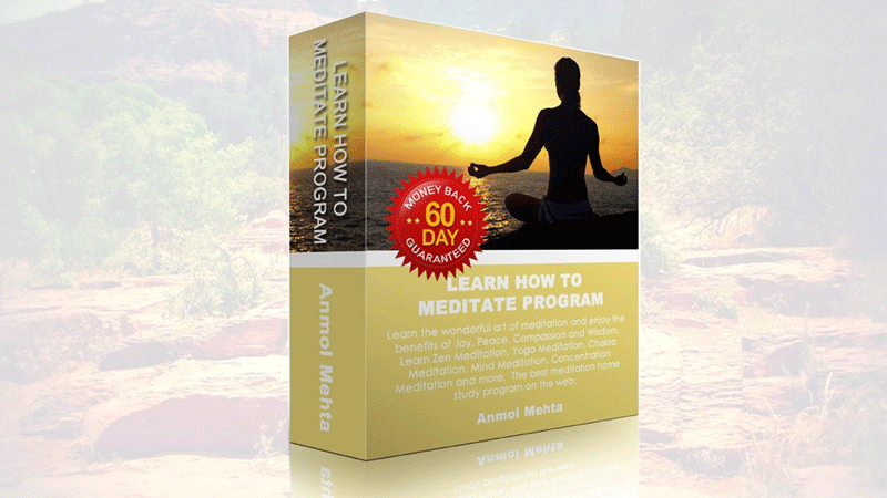 Learn Meditation Program
