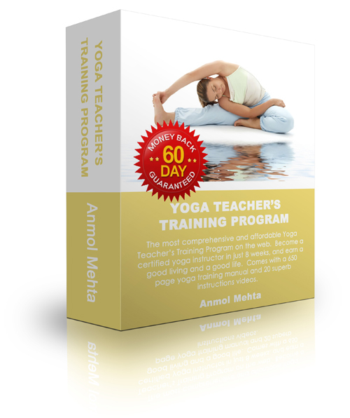 Online Yoga Teacher\'s Training and Certification Program