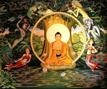 Buddha-Delivereance