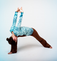 Vinyasa Flow Yoga Teacher Kara-Leah Grant