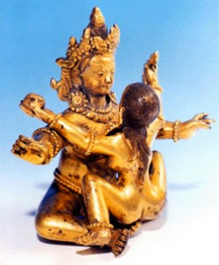 Stature of Man & Woman in Tantra Practice
