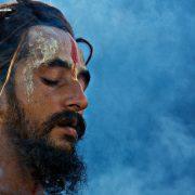 Meditating-Sadhu