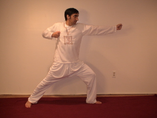 Kundalini-Yoga-Archers-Pose