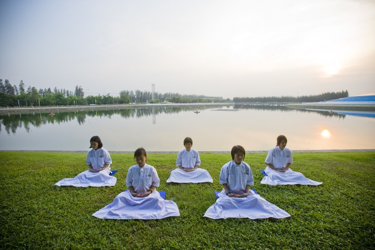 positive impact of meditation on children