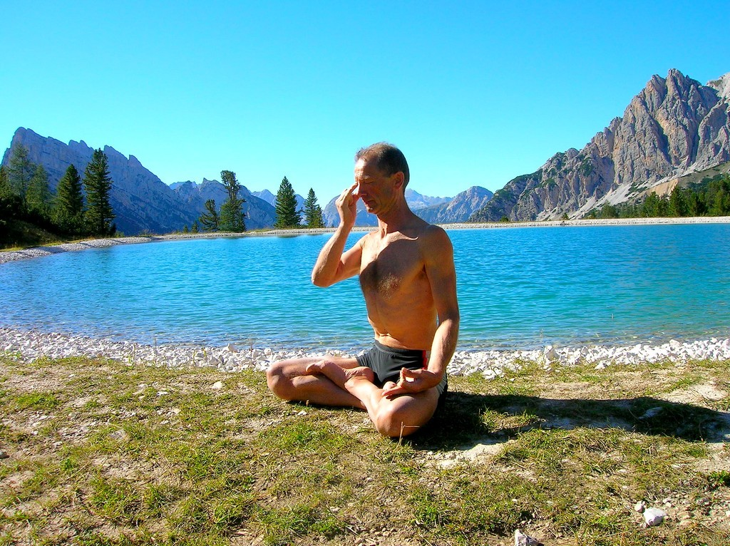 yoga breathing technique