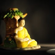 Calm Buddha Enlightenment