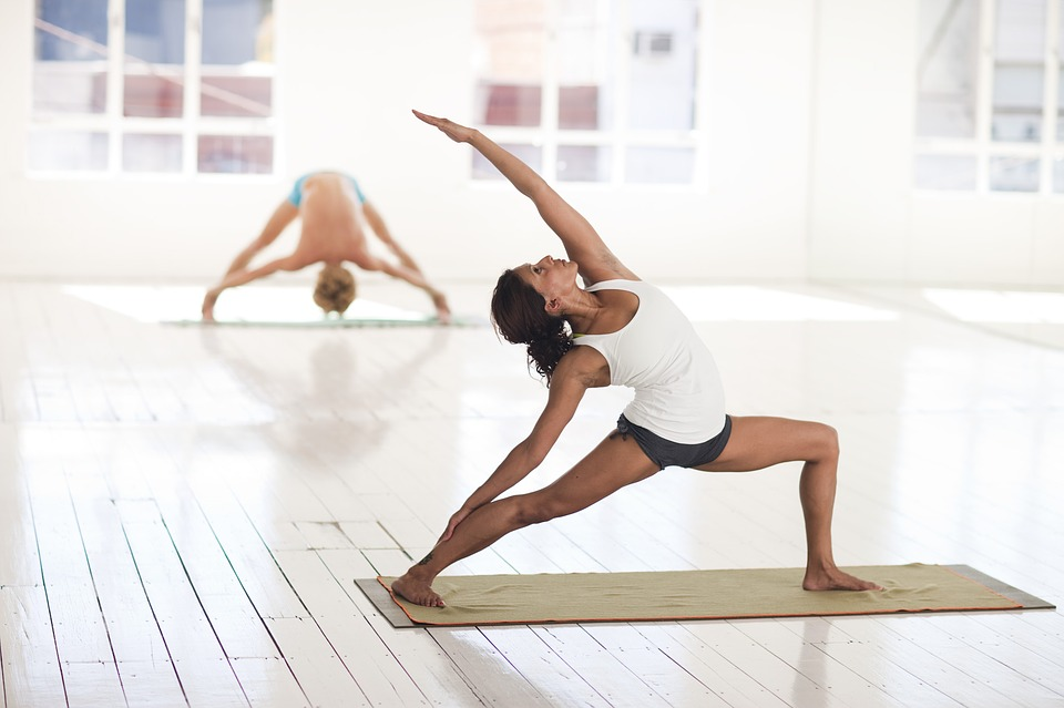 Easy Yoga Exercises