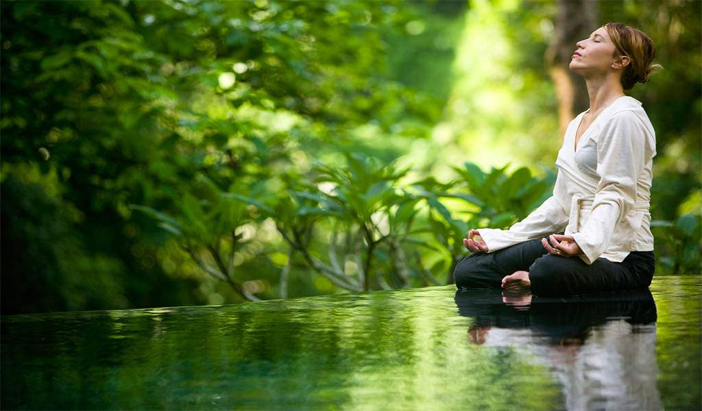 Yoga Help to Meditation