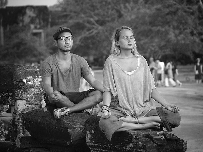 Meditation Versus Time Mortal