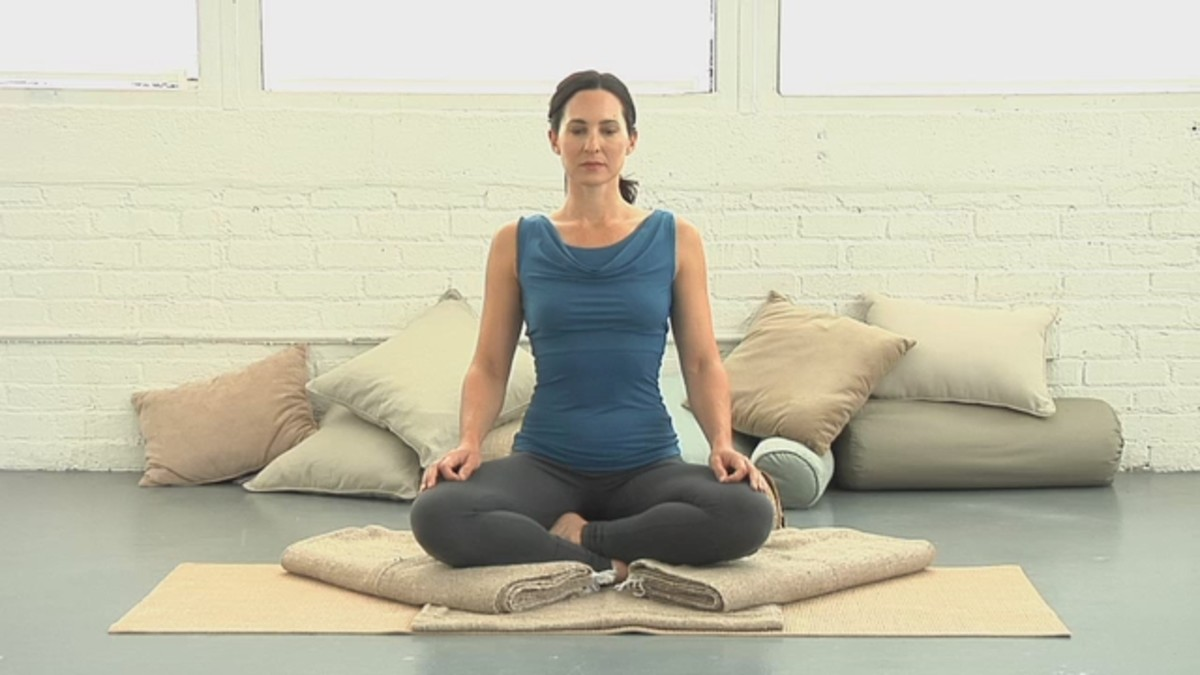 Yoga for High Blood Pressure
