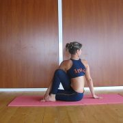 Yoga Spinal Twists