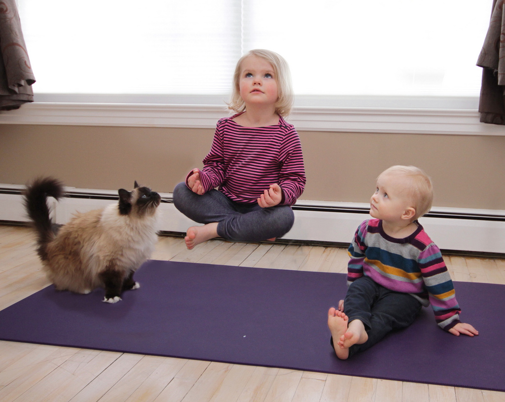 12 Excellent Children's Yoga Exercises