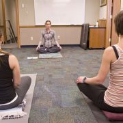 Rapid Growth of the Yoga Classes