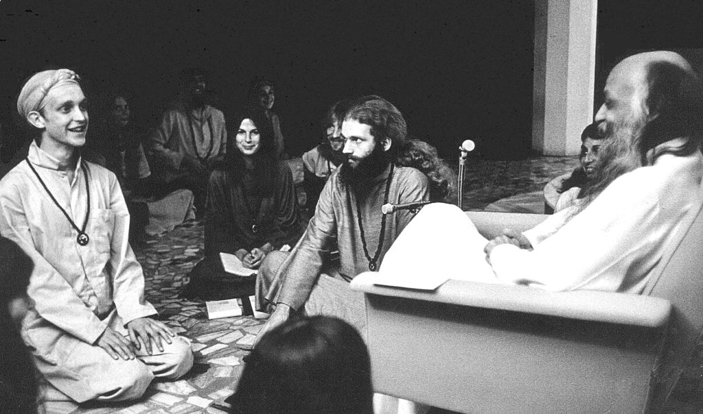 Osho Retreat
