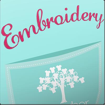 Custom Embroidered Apparel