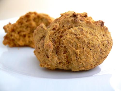 Vegan Pumpkin Biscuits