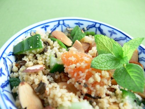Earl Grey Couscous